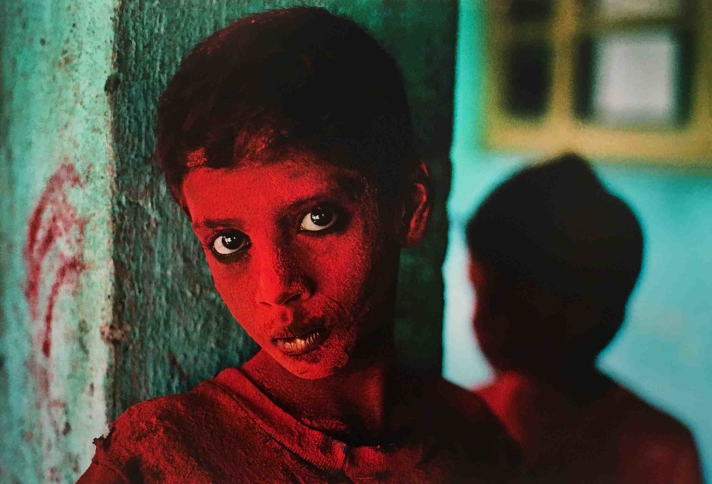sign design the eye of the traveller steve mccurry